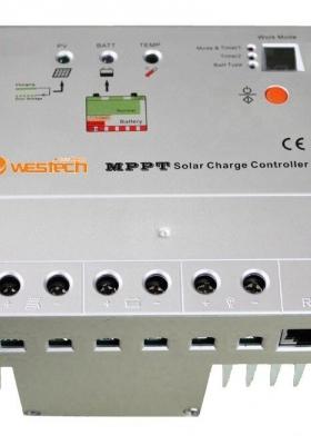 Westech-Solarregler-Laderegler-MPPT20-100-