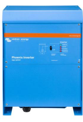 Phoenix-Inverter-24-5000 front