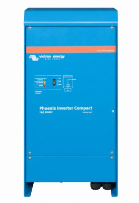 Phoenix Inverter Compact 12-2000 Front